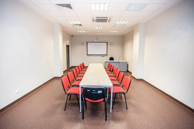 Sala konferencyjna średnia