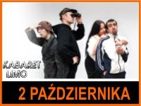 Kabaret Limo | Bilet: 50 zł