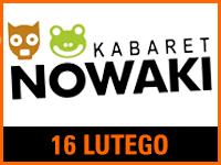 Kabaret Nowaki | Bilet: 35/40 zł