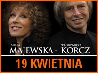 Alicja Majewska   Bilet: 40 zł