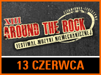XIII edycja Around The Rock | Bilet: 15/25 zł