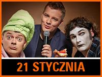 Kabaret Smile   Bilet: 45/50 zł