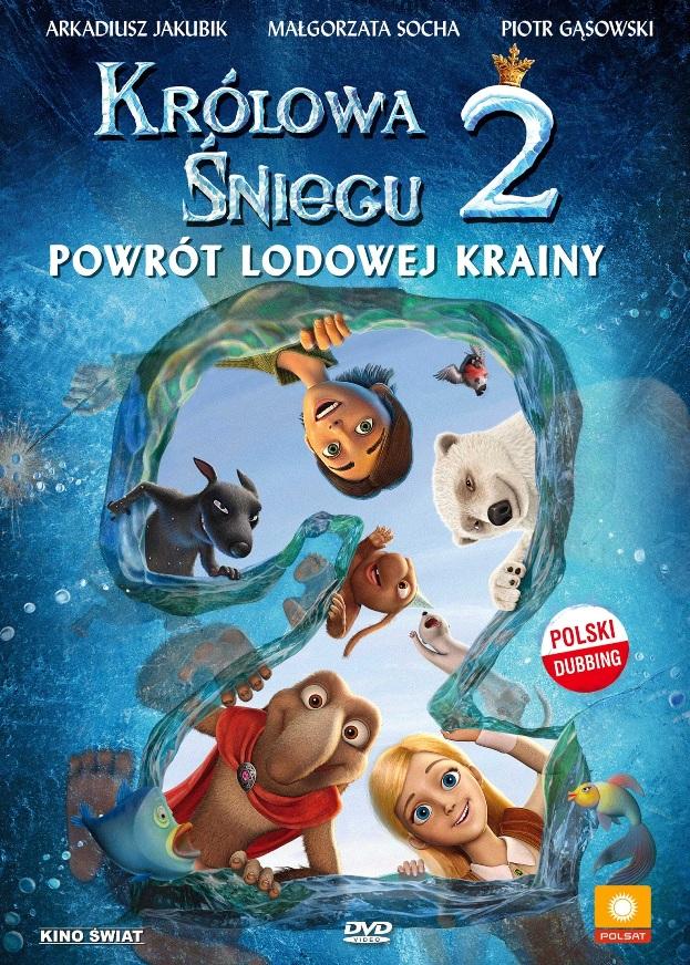 Poranek filmowy: Królowa śniegu 2 | Bilet: 5/10 zł