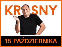 Ireneusz Krosny w CKE - Bilety: 30zł i 35 zł.