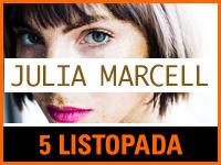 Julia Marcell - Bilety 25zł i 30zł @ CKE Czerwionka-Leszczyny