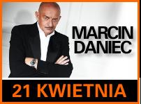 Marcin Daniec w CKE - Bilety: 50zł @ CKE Czerwionka-Leszczyny