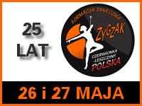 Jubileusz 25-lecia Formacji Tanecznej Zygzak - Bilety 10zł. @ CKE Czerwionka-Leszczyny