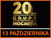 Grupa MoCarta w programie XX-lecie Dzieła wybrane - Bilety: 60zł @ CKE Czerwionka-Leszczyny