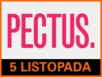 PECTUS - koncert akustyczny - Bilety: 50zł @ CKE Czerwionka-Leszczyny