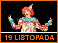 """Spektakl dla dzieci """"Fabryka zabawek"""" - Bilety: 15/20zł @ CKE Czerwionka-Leszczyny"""