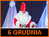 """""""Gdzie jesteś Św. Mikołaju"""" – Bilety: 10/15zł @ CKE Czerwionka-Leszczyny"""