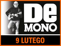 Koncert De Mono - Bilety:60zł @ CKE Czerwionka-Leszczyny