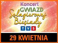 Szlagierowa Biesiada Telewizji TVS - Bilety: 60zł @ CKE Czerwionka-Leszczyny