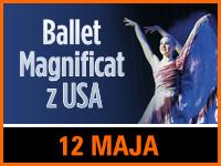 """""""Powrót Marnotrawnego"""" Ballet Magnificat - Bilety: 50zł @ CKE Czerwionka-Leszczyny"""