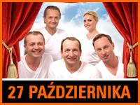 Kabaret Moralnego Niepokoju - Bilety: 70zł @ CKE Czerwionka-Leszczyny