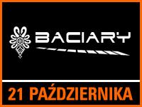 Baciary - Bilety: 65zł @ CKE Czerwionka-Leszczyny
