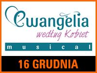 Ewangelia według kobiet - Bilety: 35-40zł @ CKE Czerwionka-Leszczyny