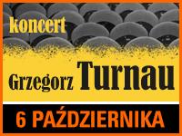 Grzegorz Turnau – koncert TurBiKon - Bilety: 60zł @ CKE Czerwionka-Leszczyny
