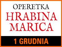 Hrabina Marica - Bilety: 40zł @ CKE Czerwionka-Leszczyny