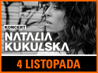 Natalia Kukulska - Bilety: 50zł @ CKE Czerwionka-Leszczyny
