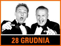 Borkowski i Stockinger - Bilety: 50zł @ CKE Czerwionka-Leszczyny
