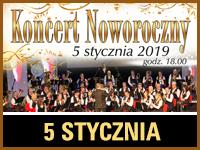 Koncert Noworoczny - Bilety:30zł @ CKE w Czerwionce-Leszczynach