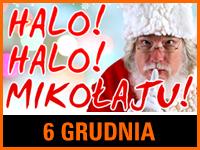 Halo! Halo! Mikołaju! - Bilety: 20zł @ CKE w Czerwionce-Leszczynach
