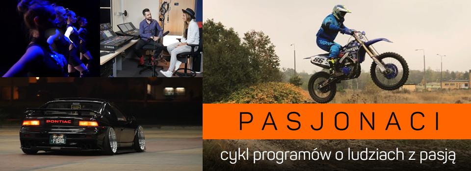 Pasjonaci - cykl programów