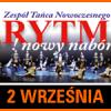 """Nabór do Zespołu Tańca Nowoczesnego """"Rytm"""""""