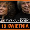 Koncert: Alicja Majewska i Włodzimierz Korcz