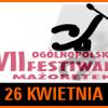 VII Ogólnopolski Festiwal Mażoretek PARADA 2015