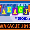 Wakacje z MOKiem 2015