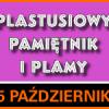 PLASTUSIOWY PAMIĘTNIK I PLAMY