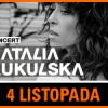 Natalia Kukulska – koncert