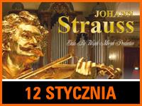 Johann Strauss – Koncert Wiedeński