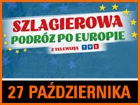 Szlagierowa Podróż po Europie