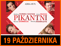 Pikantni – spektakl komediowy