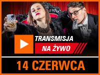 Spotkanie z Kabaretem Kałasznikof – na żywo
