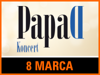 PAPA D – koncert