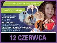 Koncert Charytatywny dla Oliwki