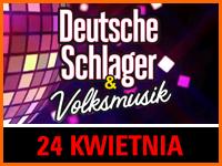 Deutsche Schlager & Volksmusik – koncert